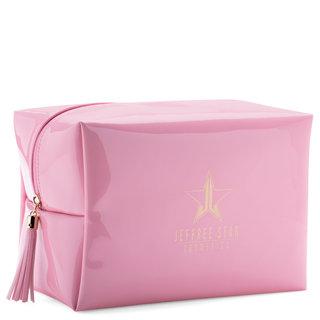 Baby Pink Large Vinyl Bag