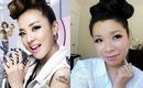 2NE1's Makeup and Updo Tutorial