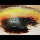 Helena - Hunger Games Inspired Make-Up