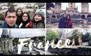 France Travel VLOG 2017: Our journey to Lourdes | vaniitydoll