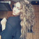 big volume curls