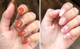 The DIY Guide to Removing Gel, Dip and Acrylic Nails—Without Damage