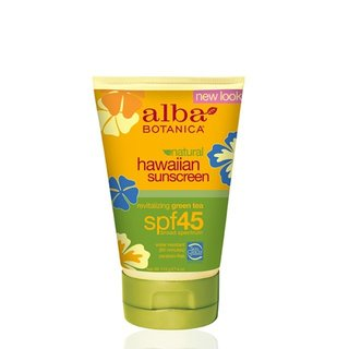 Alba Botanica Natural Hawaiian Sunscreen SPF 45