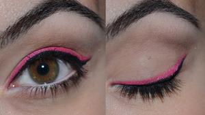 2 colour = 1 eyeliner