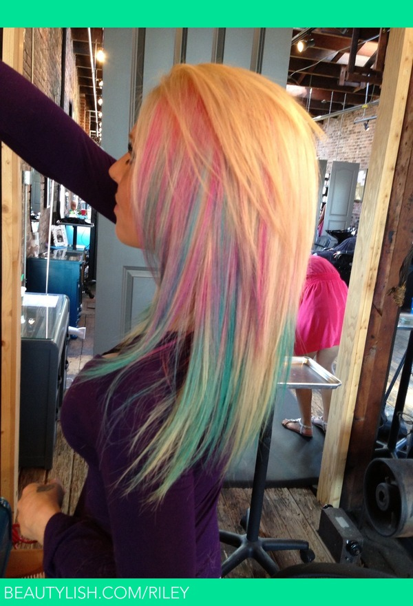 Fran ps phraaan photos liked beautylish cotton candy hair pmusecretfo Images