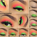 Neon Craze Tutorial!