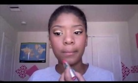 "RIhanna ""Who's That Chick"" Inspired Tutorial Featuring Orglamix Eyeshadows!"