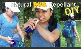 DIY Natural Bug Repellant - Ms Toi