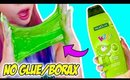 How To Make 1 INGREDIENT SLIME! No Glue, No Borax! Learn The Best 5 DIY Recipies