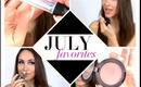 JULY 2013 Beauty FAVES