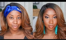 HOW TO BEAT YOUR FACE FOR BEGINNERS