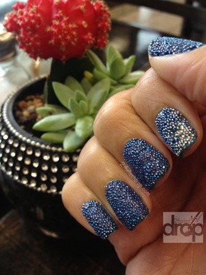 Love these lil' beads http://2thelastdrop.com/2012/04/12/salted-roe-with-a-side-of-glitter/