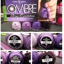 China Glaze Ombre: Grape Expectations