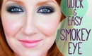 Quick and Easy Smokey Eye Makeup Tutorial - The You Generation Entry!