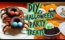 DIY Halloween Party Treats! Easy, Affordable & Yummy!