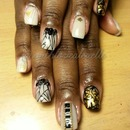 Celebration Nails