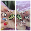 Jonas Brothers Nails