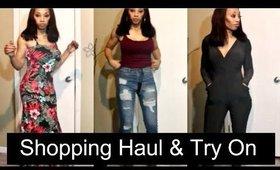 Shopping Haul 2018: Gym Shark, Fashion Nova, VS & Walmart