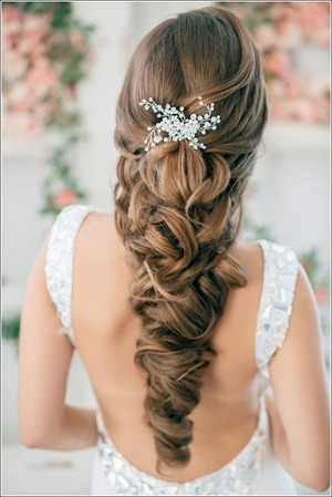 I love this hairstyle! its perfect for prom or a wedding! Hope you liked it!