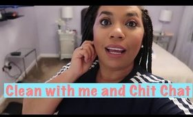 Random Cleaning and Chit Vlog