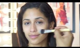 How to Apply Primer and Foundation