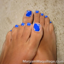 Royal Toes