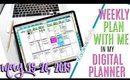 Digital Plan with me May 19 to 25: How I'm Setting Up My Weekly Plan With Me In My Digital Planner