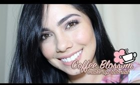 Coffee Blossom Makeup Tutorial - Lorraine Answers Questions!