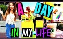 A DAY IN MY LIFE   Workout Routine & Movie Premier