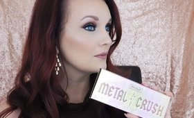 Kat Von D Metal Crush HIghlighter First Impressions