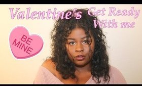 Valentines Get ready with me 2020