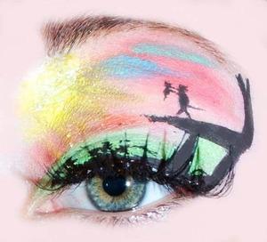 Eyeshadow are done by myself on myself @muahdp