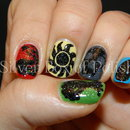 Magic: The Gathering Nails