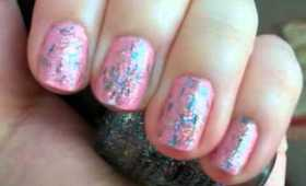 OPI Pink Friday and Save Me