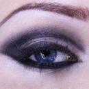 Dark cat eyes