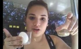 Huevos para la cara?