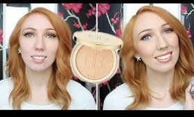 Tarte Double Duty Confidence Creamy Powder Foundation | First Impression