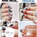 Black Swan Nails