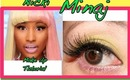 Nicki Minaj Super Bass Music Video Makeup Tutorial
