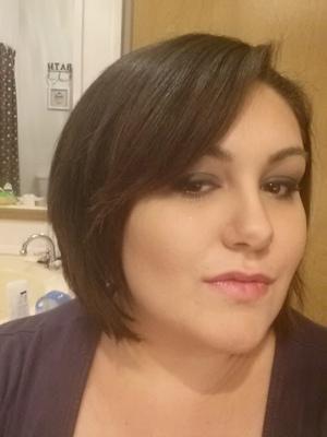 New makeup.