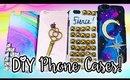 5 DIY Phone Cases | EASY, GALAXY & TUMBLR INSPIRED