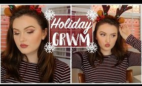 Chit Chat Get Ready With Me   Holiday Party 2018