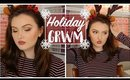 Chit Chat Get Ready With Me | Holiday Party 2018
