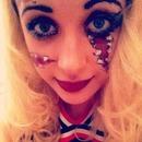 Halloween Fancy Dress, Zombie Cheerleader