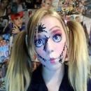 Broken Doll #Halloween