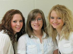 ...me, kayla, and candice...before the alumni dance to footloose...