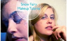 Snow Fairy Makeup Tutorial