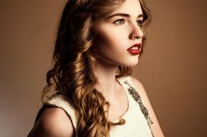 Make-up artist Barbara Iv
