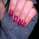 Sally Hansen with Gelish Over the Top
