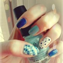 Easy nailart <3